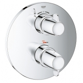 Grohe Grohtherm Special - Thermostat-Wannenbatterie für Rapido T 35 500 000 chrom