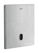 Grohe Tectron Skate - Infrarot-Elektronik für WC-Spülkasten edelstahl