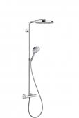 Hansgrohe Select - Showerpipe Raindance