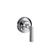 AXOR Citterio - Concealed shut-off valve for 1 outlet chrome