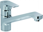 Ideal Standard CERAPLAN III - Single lever kitchen mixer with swivel spout chrome