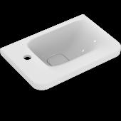 Ideal Standard Tonic II - Handwaschbecken 1 Hahnloch links 460 x 310 x 140 mm weiß