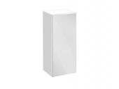 Keuco Royal Reflex - Middle unit 34020, hinged left, 1 door, white / white