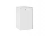 Keuco Royal 60 - Cabinet 32110, door hinge left cashmere matt