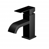 Steinberg Series 135 - Waschtisch-Einhebelmischbatterie mit Keramikkartusche matt black