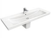 Villeroy & Boch Subway 2.0 - Washbasin for Furniture 1300x470 white without CeramicPlus