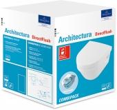 Villeroy & Boch Architectura - WC-Combi-Pack weiß alpin