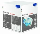 Villeroy & Boch Avento - Combi-Pack DirectFlush stone white mit CeramicPlus Bild 1