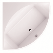 Villeroy & Boch Squaro - Badewanne 1445 x 1445 mm weiß alpin