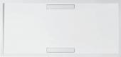 Villeroy & Boch Squaro - Duschwanne Rechteck 1400 x 900 x 18 mm weiß alpin Super Flat