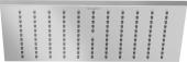Duravit Universal - Kopfbrause 240x240 schwarz matt
