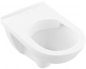 Villeroy & Boch O.novo - Tiefspül-WC spülrandlos 360 x 560 mm DirectFlush wandhängend weiß alpin