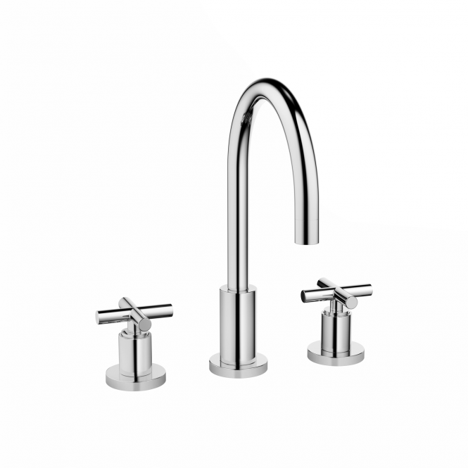 dornbracht-tara-3-hole-basin-mixer