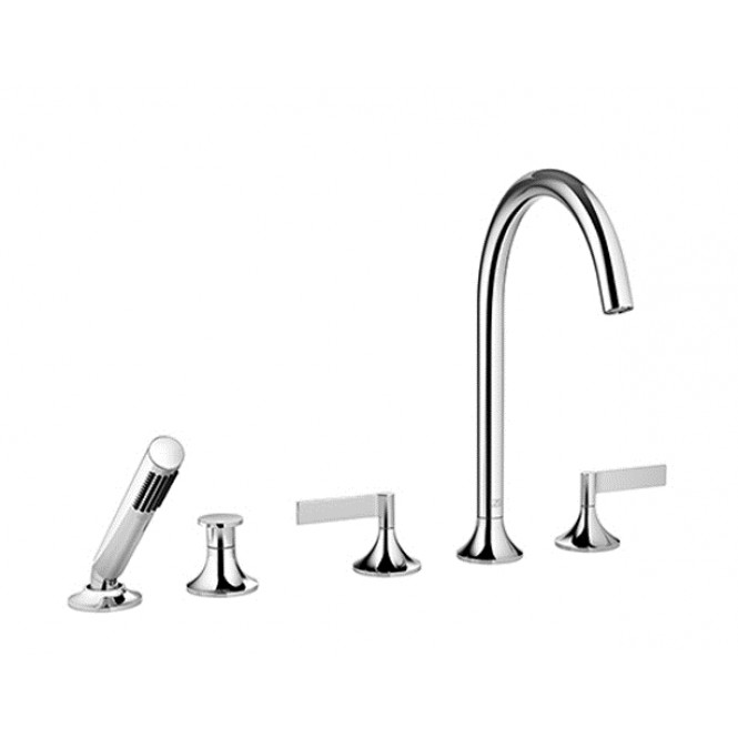dornbracht-vaia-deck-mounted-5-hole-bath-mixer
