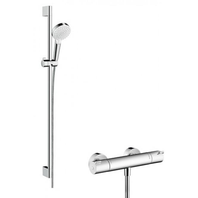 hansgrohe-ecostat-vario-shower-set