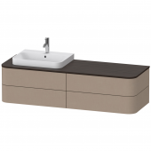 Duravit HappyD2Plus HP4963L7575
