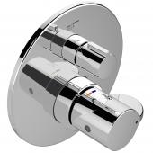 Ideal Standard CeraPlus 2 - Badethermostat 163 mm chrom