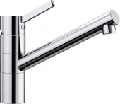 Blanco Tivo-F - Küchenarmatur metallische Oberfläche Hochdruck chrom