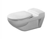 Duravit Architec - Wand-WC Architec 700 mm Tiefspüler barrierefrei weiß HygieneGlaze