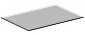 Ideal Standard Connect Space - Glass Shelf 300 mm (for 300 mm cabinet side)