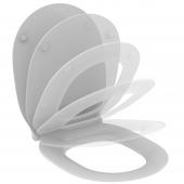 Ideal Standard Connect Air - WC-Sitz Sandwich Softclosing weiß