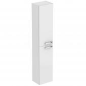 Ideal Standard Eurovit Plus - Hochschrank 2 Türen 300 x 235 x 1500 mm hochglanz weiß