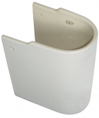 Ideal Standard Connect - Wall column for washbasin