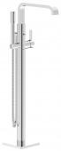 Grohe Allure - Einhand-Wannenbatterie Fertigmontageset Bodenmontage chrom
