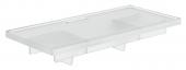 Grohe - EasyReach Ablage Kunststoff da Vinci satin white