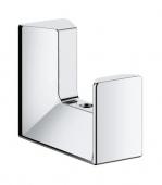 Grohe Selection Cube - Bademantelhaken Metall chrom
