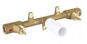 Grohe - Zweihand Unterputz-Universal-Einbaukörper DN 15