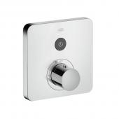 Hansgrohe Axor Citterio M - ShowerSelect Thermostat Unterputz für 1 Verbraucher chrom
