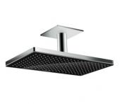 Hansgrohe Rainmaker Select - Kopfbrause 460 1jet Deckenmontage schwarz / chrom