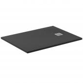 Ideal Standard Ultra Flat S - Rechteck-Brausewanne 1600 x 800 x 30 mm schiefer