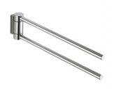 Keuco Plan - Plan towel rack, swiveling Projection 30.0 cm