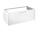 Keuco Royal 60 - Vanity unit 32151, front pull-white, matt