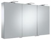 Keuco Royal 25 - Spiegelschrank silber-eloxiert 1200 x 720 x 150 mm