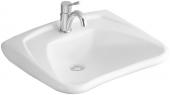 Villeroy & Boch O.novo - Waschtisch Vita 600 x 490 mm ohne CeramicPlus weiß