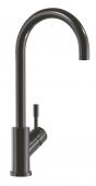 Villeroy & Boch Umbrella - Einhand-Spültischbatterie anthracite