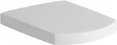 Villeroy & Boch Bellevue - WC-Sitz weiß alpin CeramicPlus