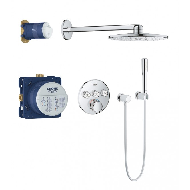 Grohe SmartControl - Duschsysteme