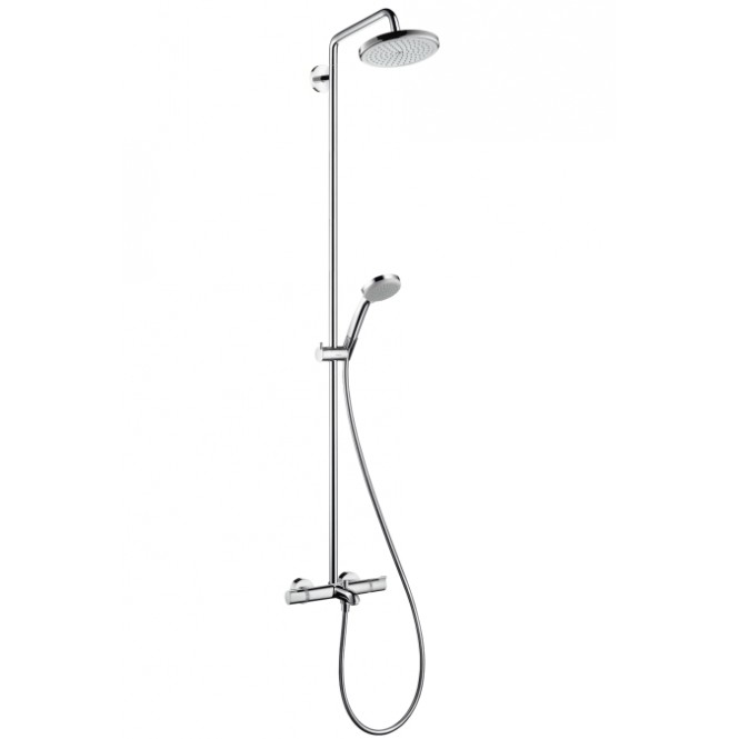 hansgrohe-croma-shower-systems