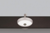 Alape EB.KE400 - Einbaubecken 400 mm weiß