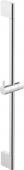 Duravit Universal - Brausestange 700 mm schwarz matt