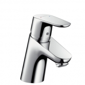 Hansgrohe Focus - Einhebel-Waschtischmischer 70 LowFlow 3,5 l/min ohne Ablaufgarnitur