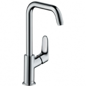 Hansgrohe Focus - Basin Mixer 240 chrome without waste