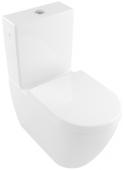 Villeroy & Boch Subway 2.0 - Tiefspülklosett für Kombination offener Spülrand weiß