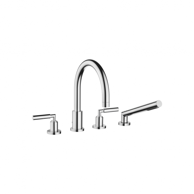 dornbracht-tara-4-hole-bath-mixer