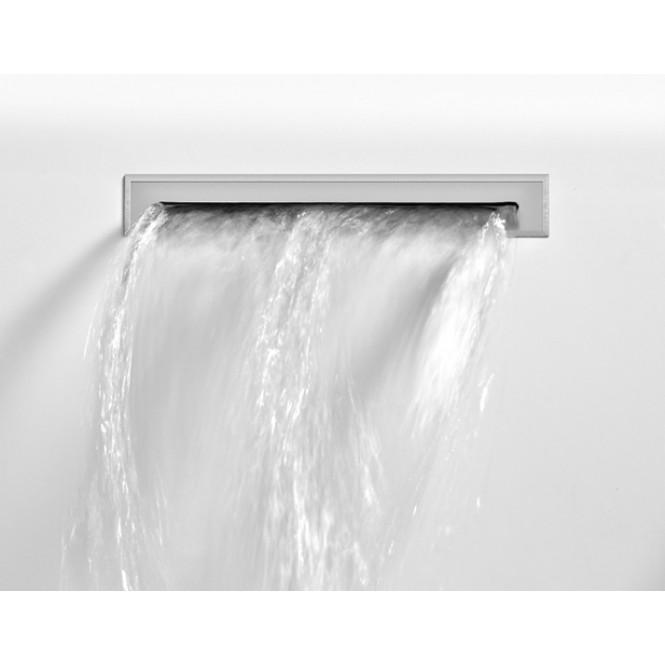 Bette Splash - Wasserfalleinlauf chrom
