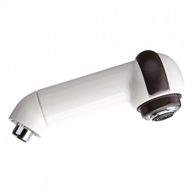 Grohe - Handbrause 46148 für Frisörwaschtisch weiß